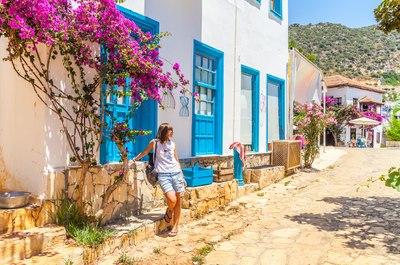 The Charming Village of Kalkan
