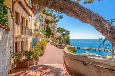 Villefranche-Sur-Mer to Monaco