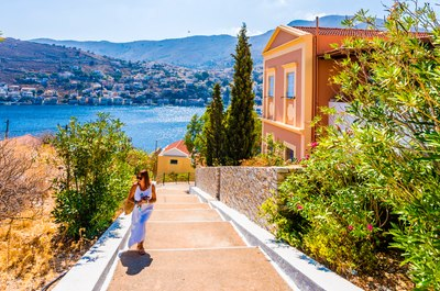Experience the charm of Symi