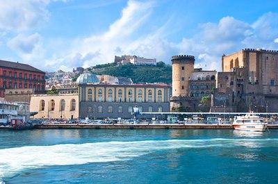Grande finale in Naples
