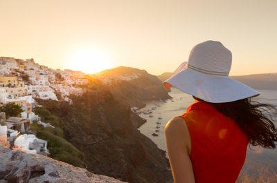 Revel in the heritage of Santorini
