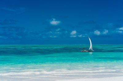 Thanda Island to Zanzibar