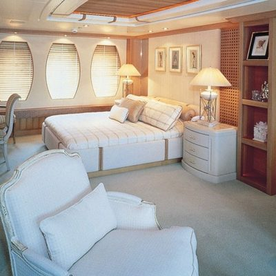 Marla Yacht Master Stateroom - Seating