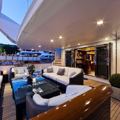 Sophie Blue Yacht Main Deck
