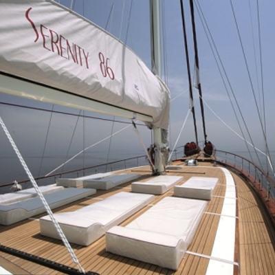 Serenity 86 Yacht