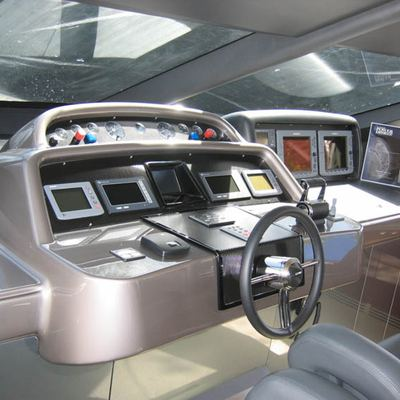 Ghost Yacht