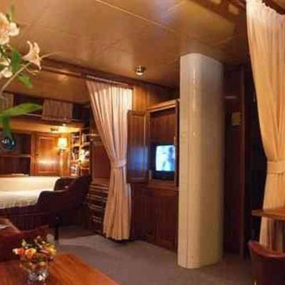 Aiglon Yacht Stateroom