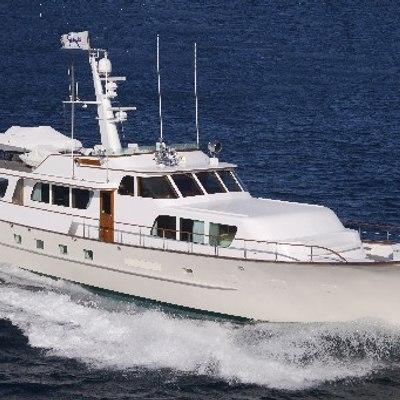 Pyewacket Yacht