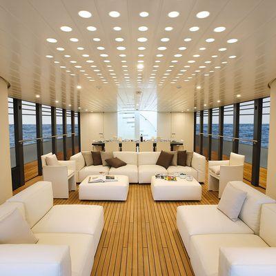 Ocean Sapphire Main Deck Salon