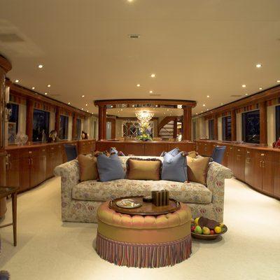 Nicole Evelyn Yacht Main Salon Forward