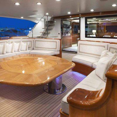 Far From It Yacht