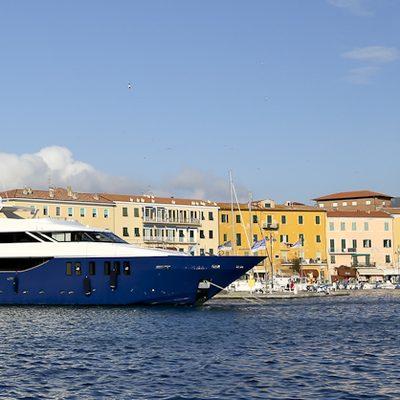Ipanemas Yacht Side View