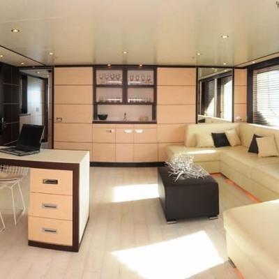Michka V Yacht Study