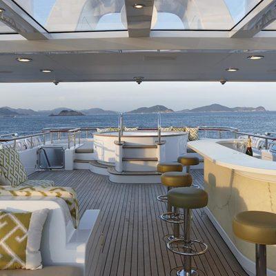Ocean's Seven Yacht