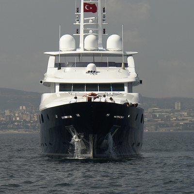 Odessa Yacht Bow