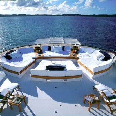 Virginian Yacht Sun Pads