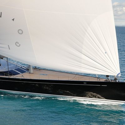 Vertigo Yacht Front View