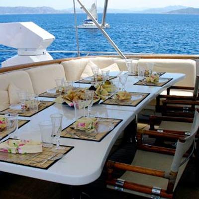 India Alfresco Dining