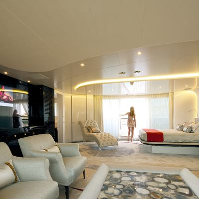 Quite Essential Yacht Master Stateroom & Seating