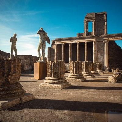 Pompei - Naples
