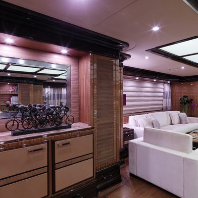 Meamina Yacht Skylounge - Overview