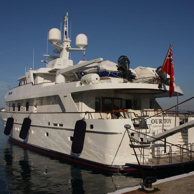 Lady Victoria Yacht