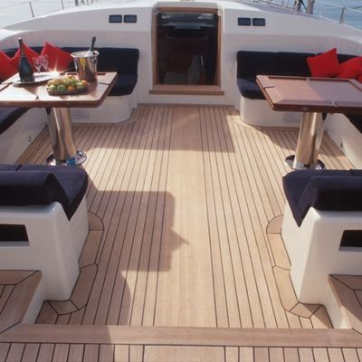 Viriella Deck Seating