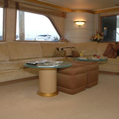Checkered Past Yacht