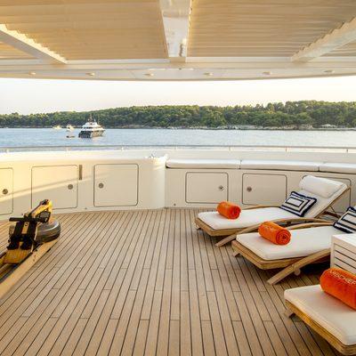 Mischief Yacht