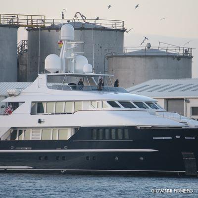 Lady Azul Yacht
