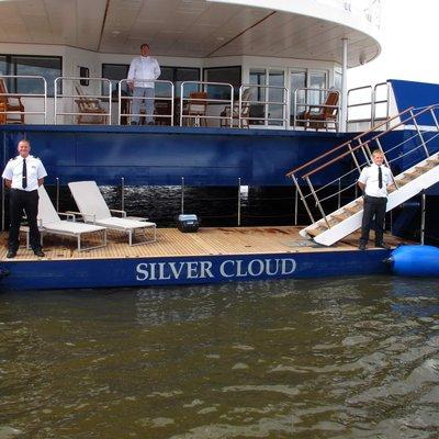 Silver Cloud Yacht Crew