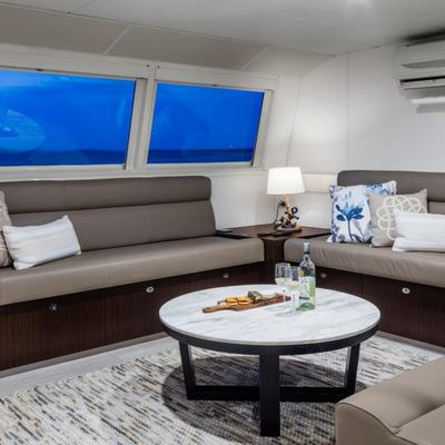Pacific Quest Yacht