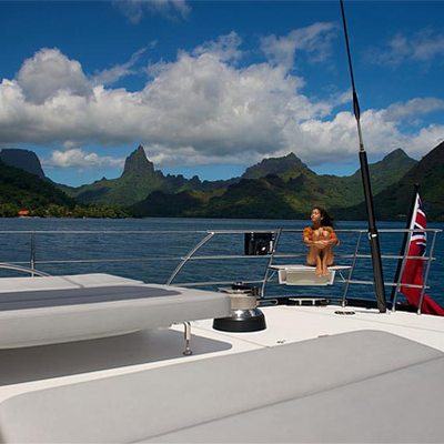 Bliss Yacht Sunbeds