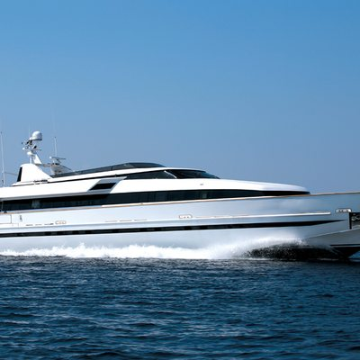 Obsesion Yacht Main Profile