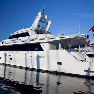 Liquidity Yacht Moored