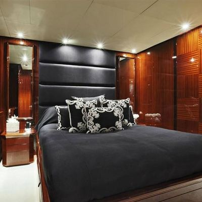 Whispering Angel Yacht Double Cabin