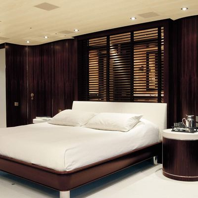 Parsifal III Yacht Master Stateroom