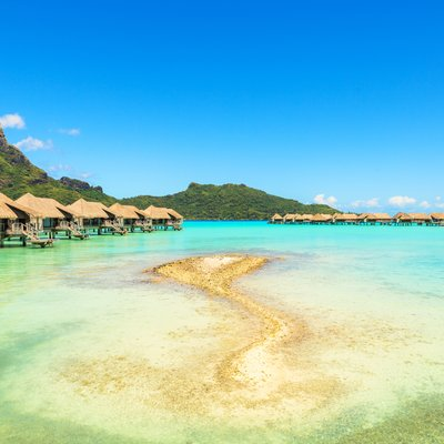 Taha'a to Bora Bora