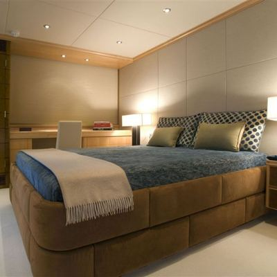 Deep Blue II Yacht Guest Stateroom