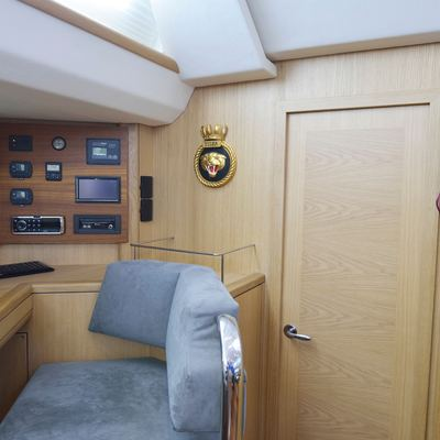 Tiger Yacht