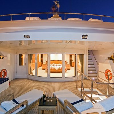 Golden Horn Private Deck