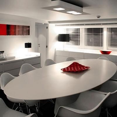 Berzinc Yacht Dining Salon