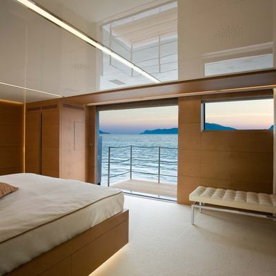 4A Yacht Master Stateroom - View OUtside