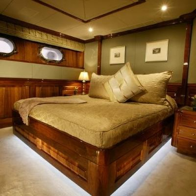 Top Five Yacht Neutral Guest Stateroom