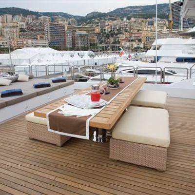 Sensei Yacht Sundeck Seating