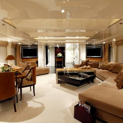 Vera Yacht Upper Deck Salon