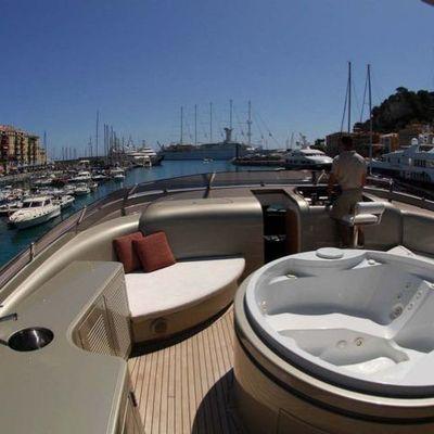 Hooligan II Yacht Jacuzzi & Flybridge