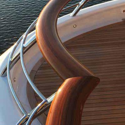 Aquila Yacht Guide Rail