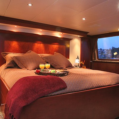 Kayana Yacht Master Stateroom - Overview