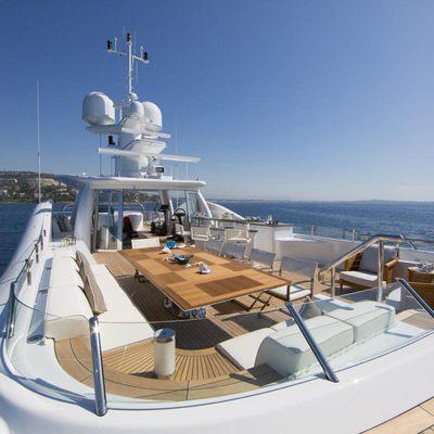 Revelry Yacht Sundeck